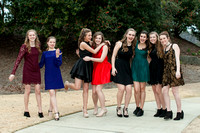 2-11-17 Sadie's dance -- Sally, sophomores